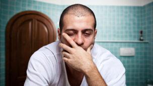 Sleep deprivation. Photo by Shutterstock.com