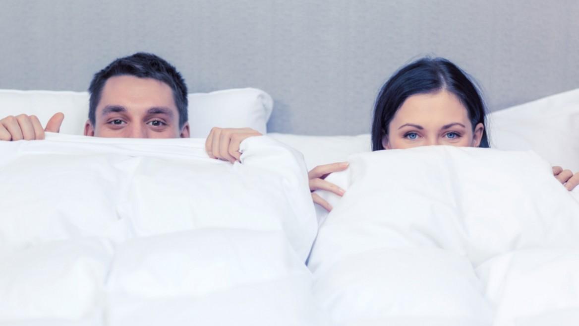 Israeli researchers uncover insights into sex. Photo via Syda Productions/Shutterstock.com