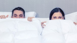 Israeli researchers uncover insights into sex. Photo via Syda Productions/Shutterstock.com