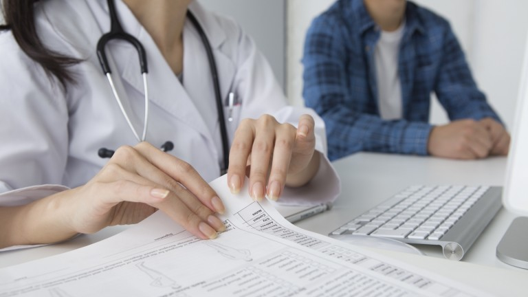 Medial EarlySign mines new insights from medical records. Image via Shutterstock.com