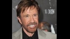 Chuck Norris. Photo by Shutterstock.com