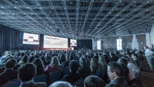 A packed house at last year's OurCrowd summit. Photo courtesy
