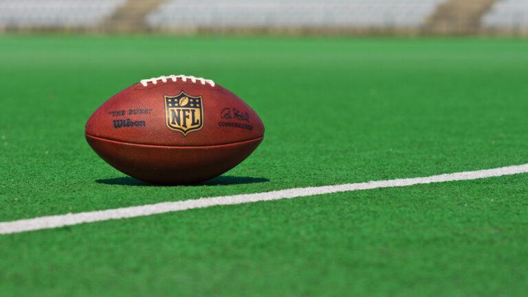 NFL Football. Photo via Shutterstock.com