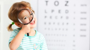 BinoVision is a new treatment for amblyopia. Image by Evgeny Atamanenko/Shutterstock.com