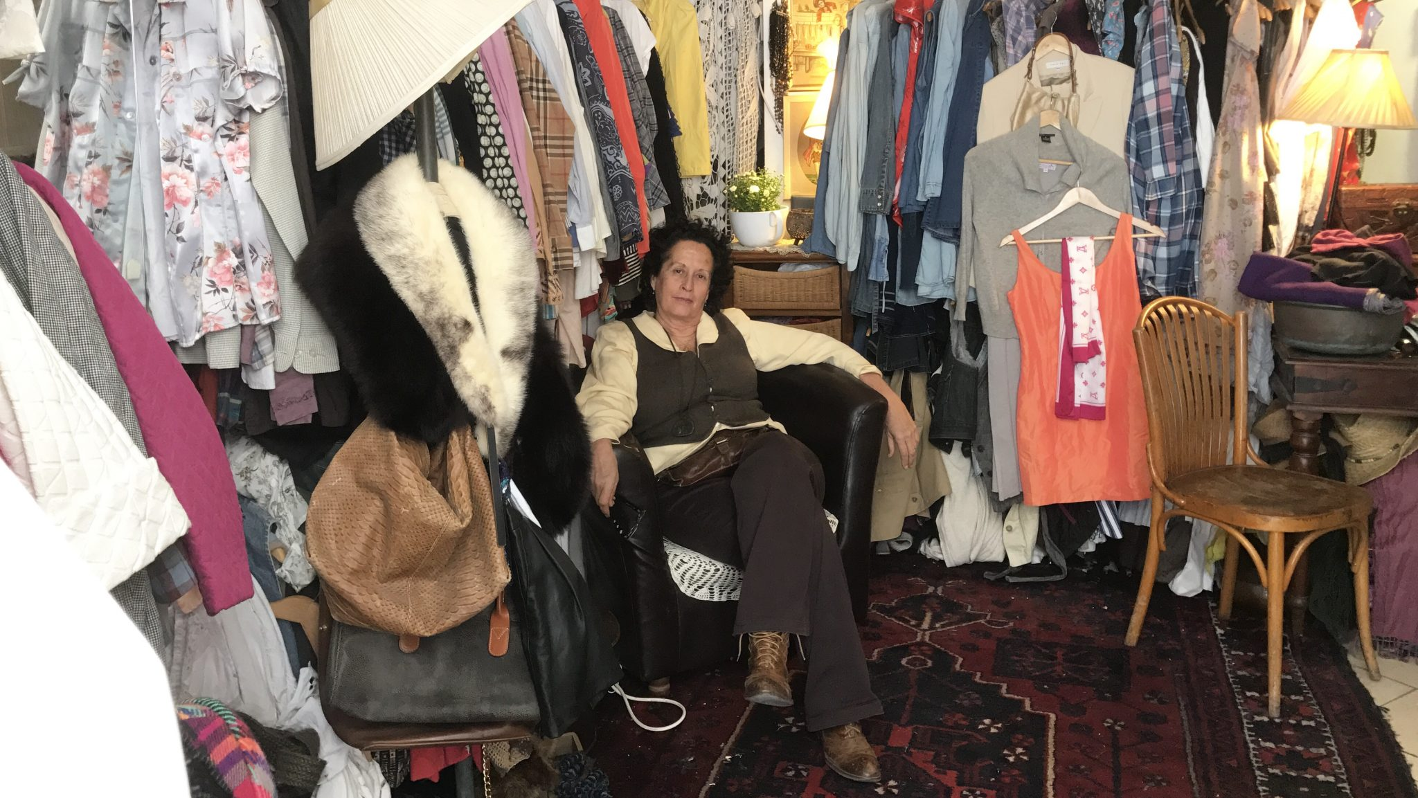 Vintage clothing shops mushroom in Tel Aviv | ISRAEL21c