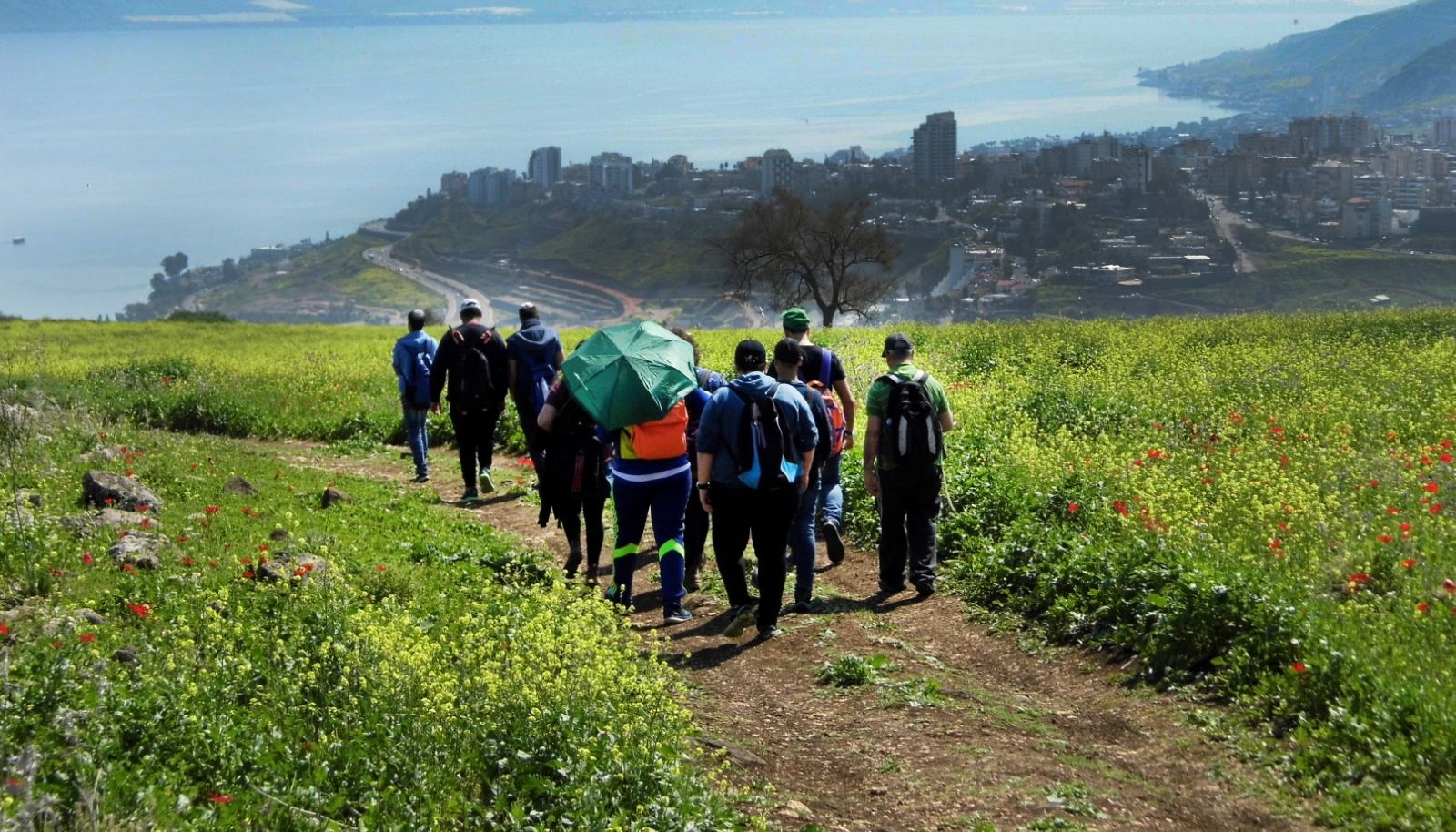 Sanhedrin Trail to be Israel's first interactive hiking path - ISRAEL21c