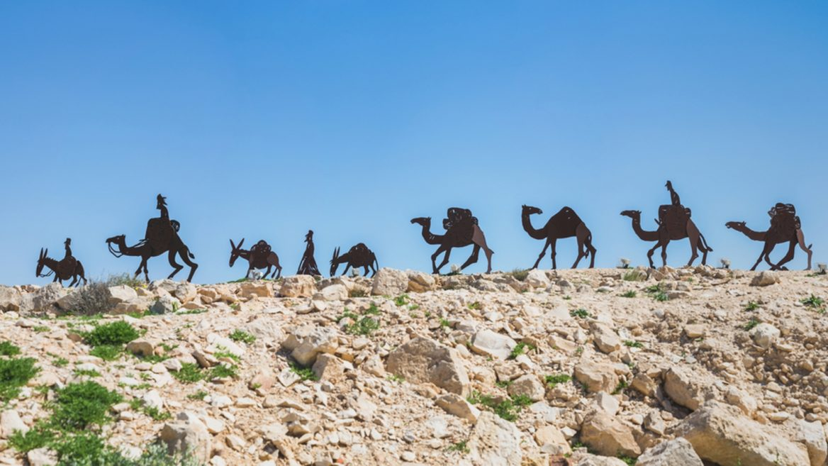 Traveling the ancient Incense Route in the Negev | ISRAEL21c