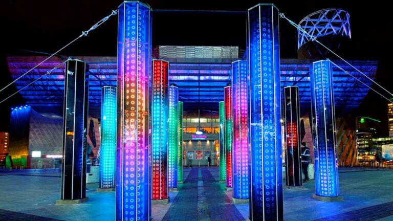 International Light Festival 2017 Illuminates Jerusalem