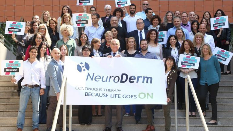 Israel's NeuroDerm to be sold for $1 1 billion   ISRAEL21c