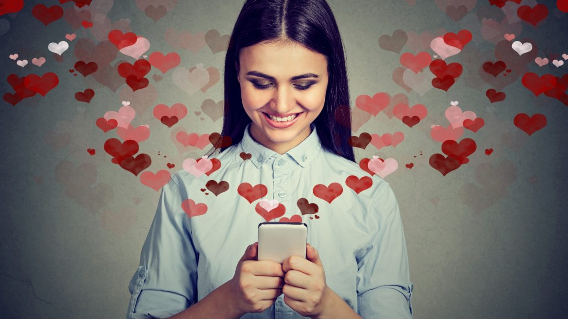 How to talk to someone on a dating app
