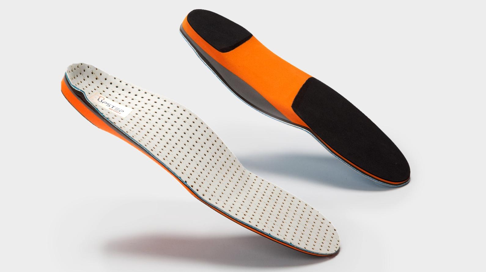 ordering orthopedic shoe inserts
