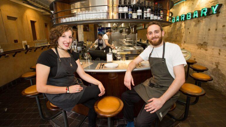 The Barbary Israeli Restaurant Named London S Best Israel21c