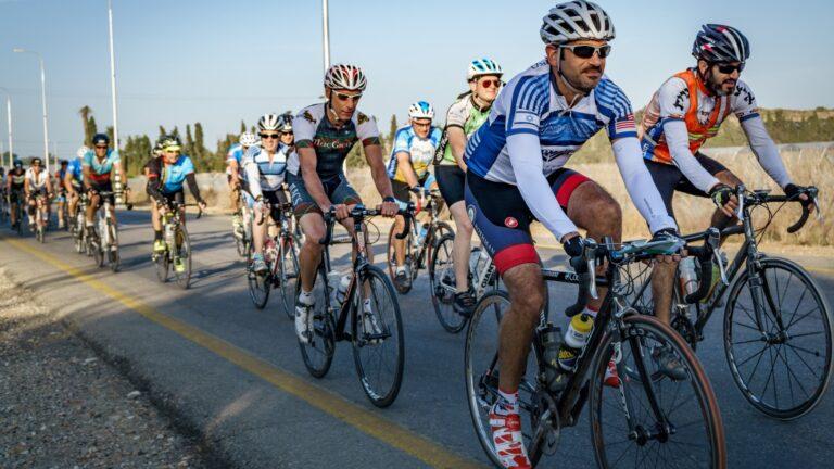 Arava Institute Hazon Israel Ride