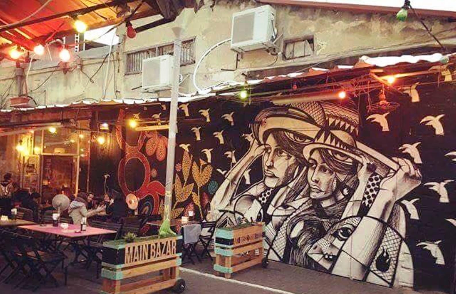 The 7 hottest nightspots in Jaffa