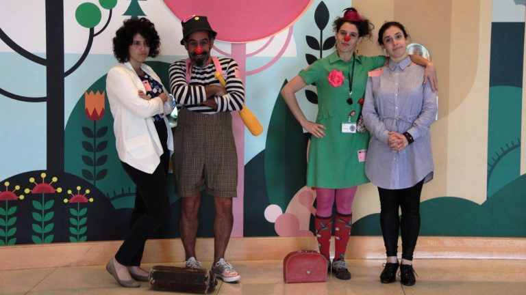 Israeli Dream Doctors bring medical clown expertise to LA | ISRAEL21c