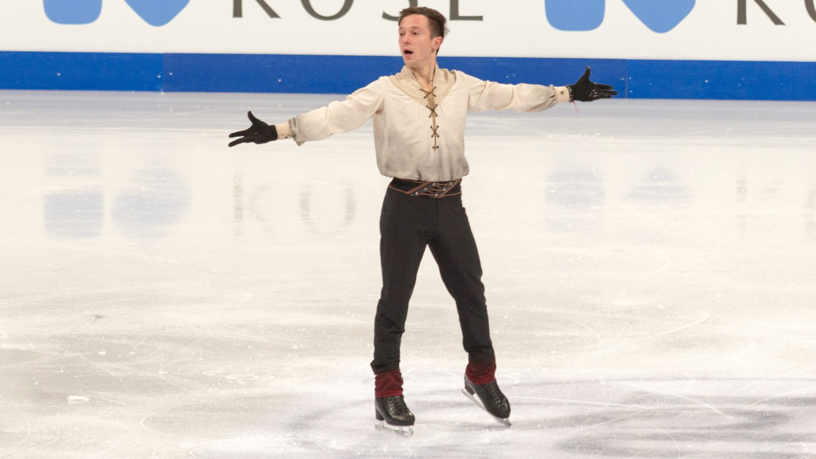 Danger on the ice: Israeli figure-skater Alexei Bychenko ...
