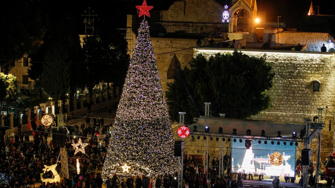 Christmas In Bethlehem Dec 24 2020 7 places to celebrate Christmas midnight Mass in the Holy Land