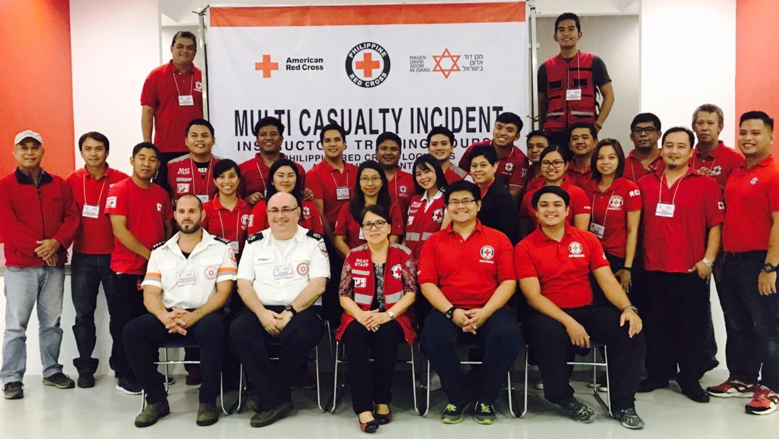 Israelis Train Philippine Ems Teachers For Mass Disasters