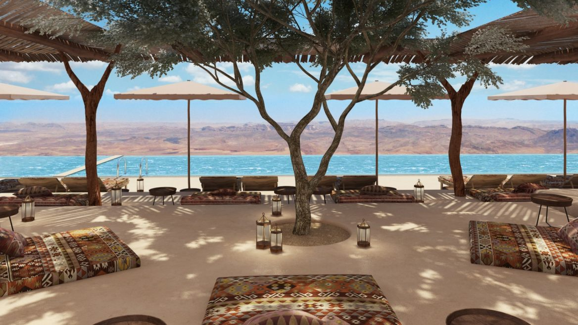 The View From Six Senses Shaharut Located In South Of Israel Negev S Arava Valley Photo Courtesy
