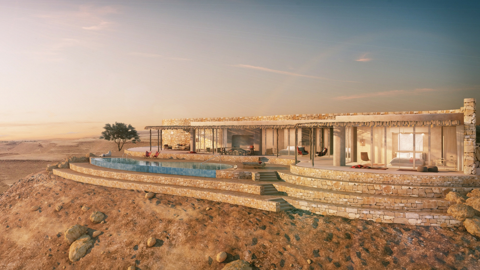 8 of the most anticipated hotels opening in israel in 2018 for Hotel design jerusalem