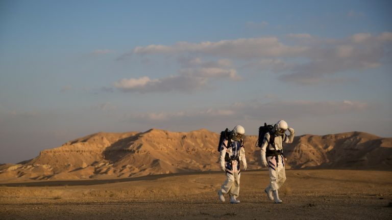 Israeli scientists simulate life on Mars in the Negev | ISRAEL21c