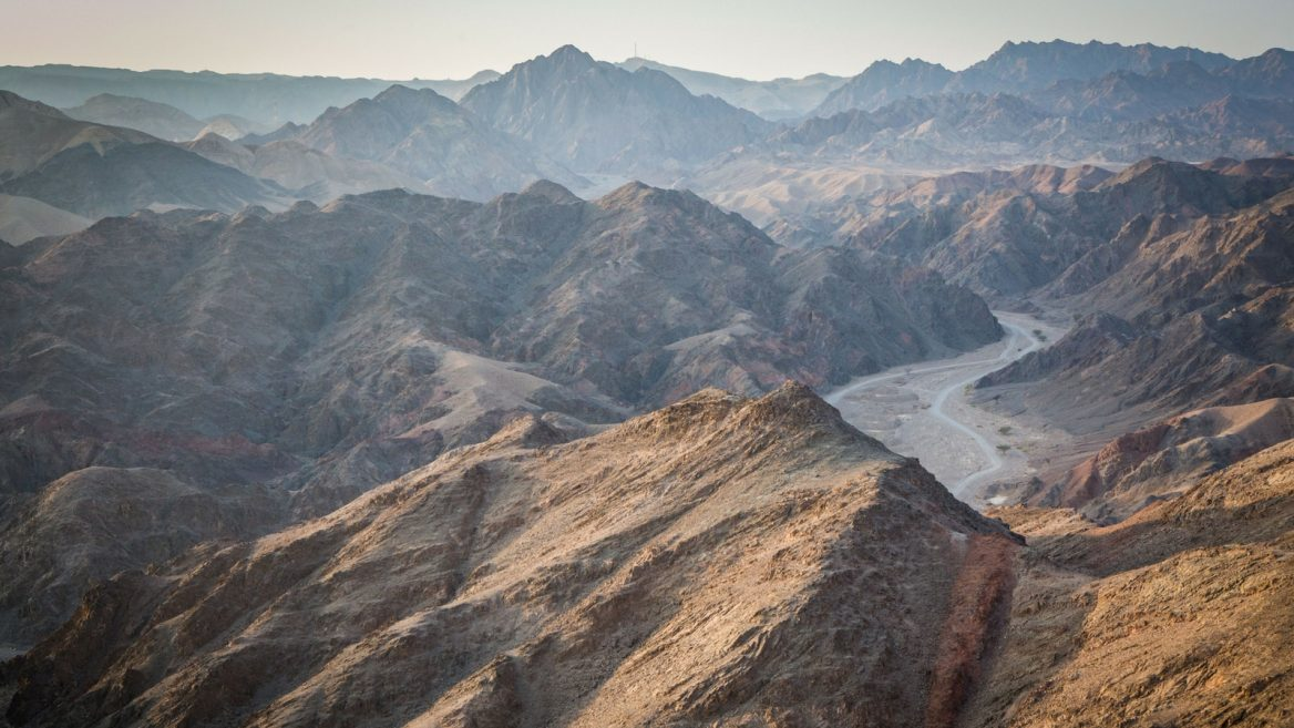 Israel - Eilat Mountains - YouTube