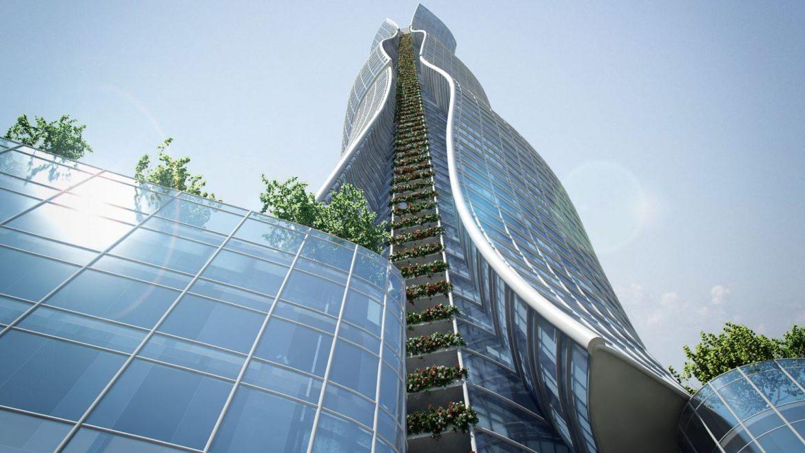 5 Super Tall Skyscrapers Coming Soon To Tel Aviv Israel21c