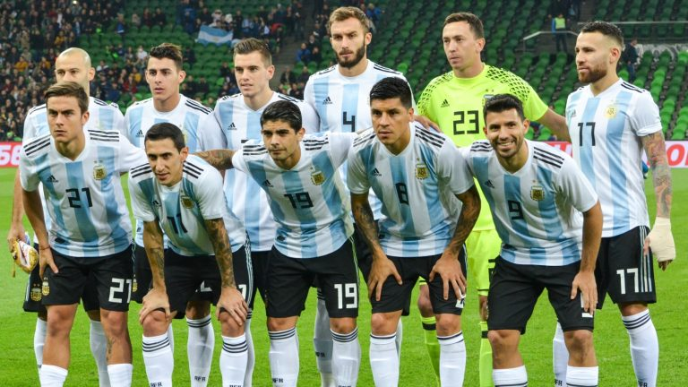 56eef6ac6a1 Argentinean and Israeli soccer teams to have friendly game