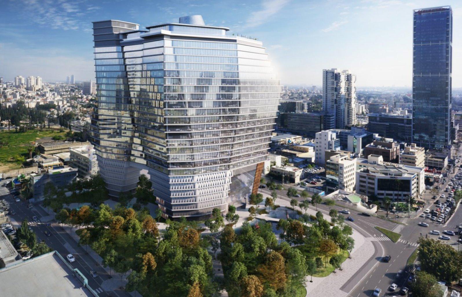 5 super-tall skyscrapers coming soon to Tel Aviv - ISRAEL21c