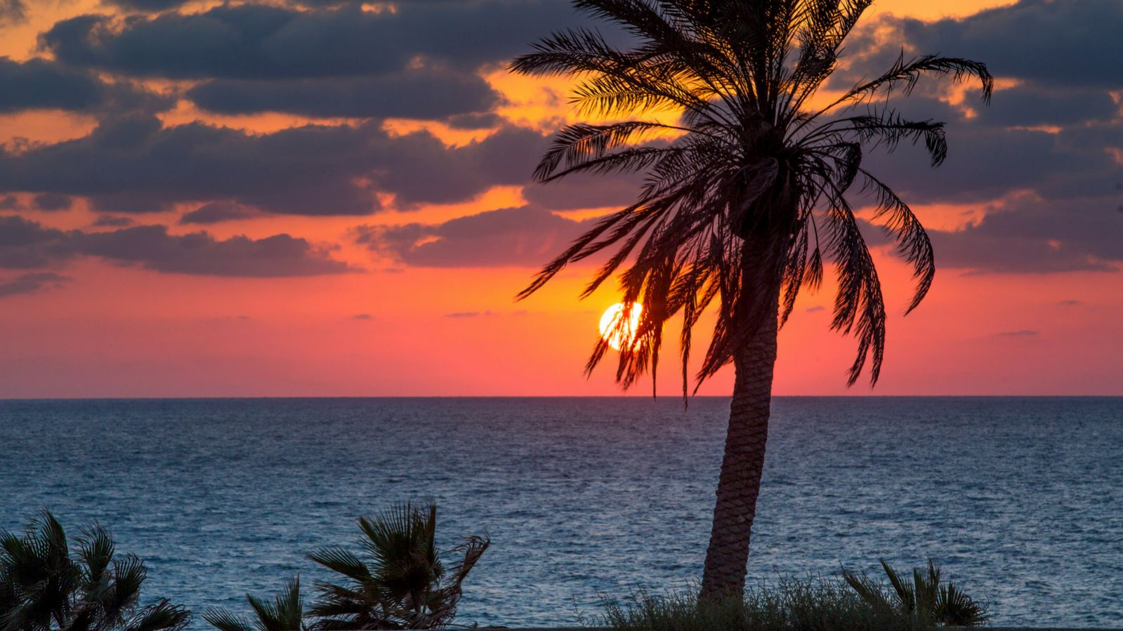 10 Spectacular Photos Of Sunsets In Israel Israel21c