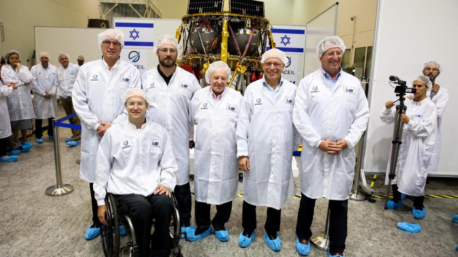 yariv spacecraft - photo #5