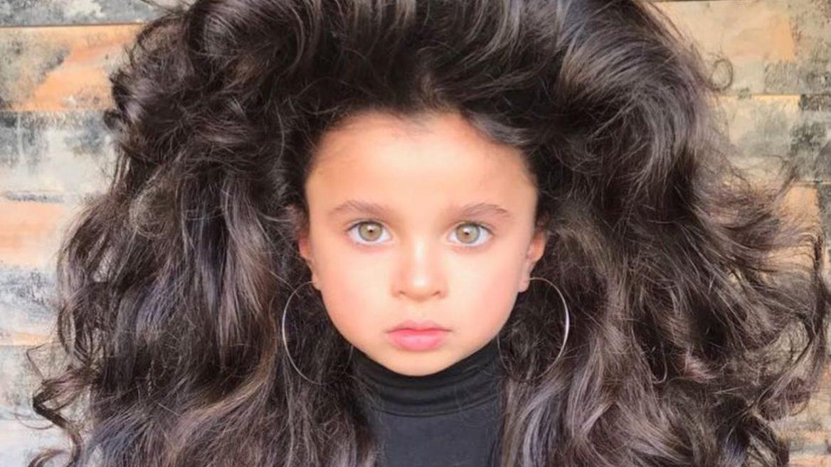 modeling pics of 5 year old tel aviv girl go viral israel21c