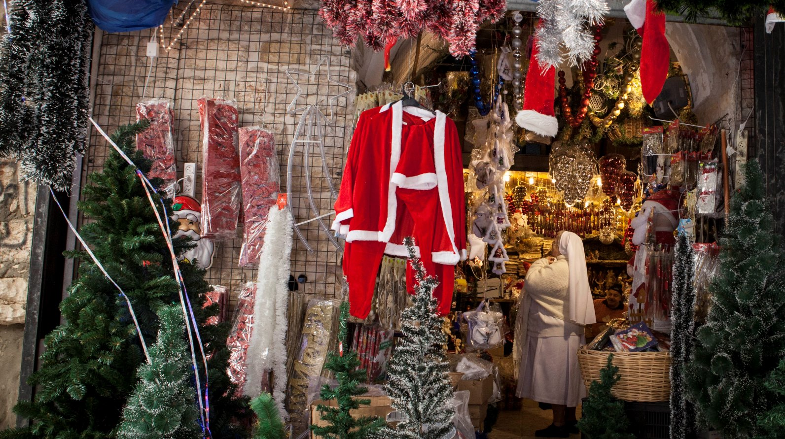 Christmas Scenes Pictures.10 Unforgettable Christmas Scenes From Israel Israel21c