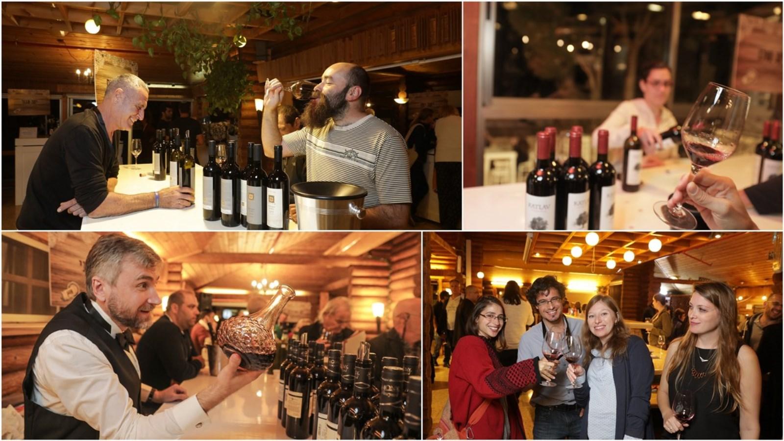 Das einmonatige Weinfest hat begonnen