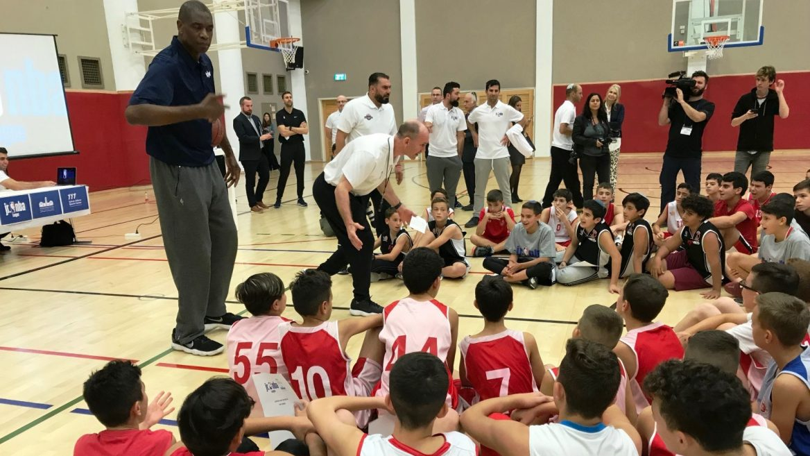 Israel's largest new sports center opens wide to diversity
