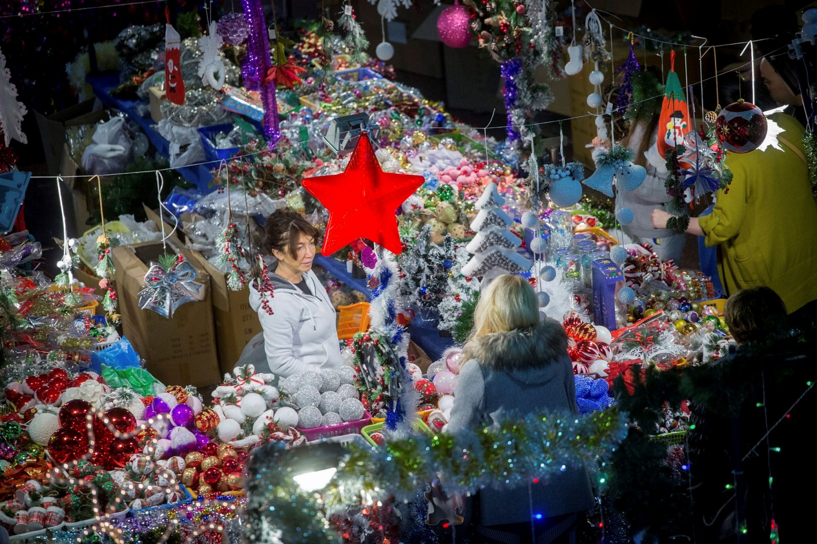 Christmas Scenes Images.10 Unforgettable Christmas Scenes From Israel Israel21c