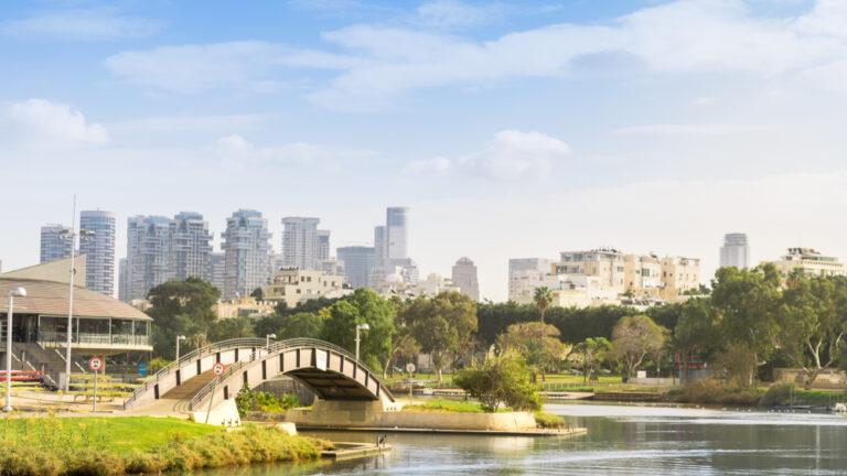 Tel Avivs Park Yarkon To Host Campsite For Eurovision Song