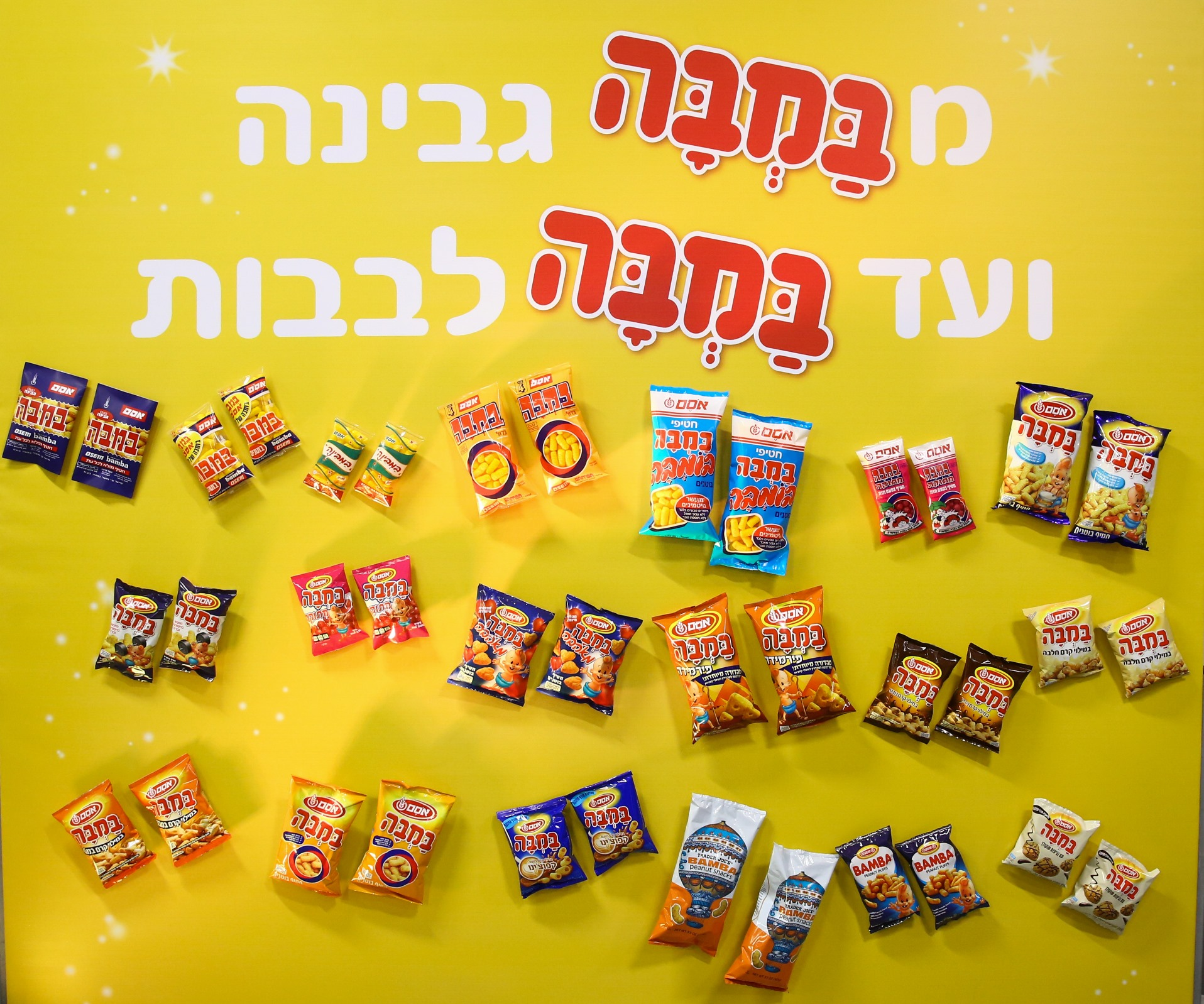 Now you can buy Bamba in Walmart and soon in more stores | ISRAEL21c