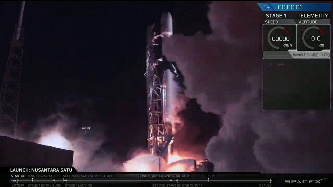 We have liftoff! Israel makes history with Moon launch