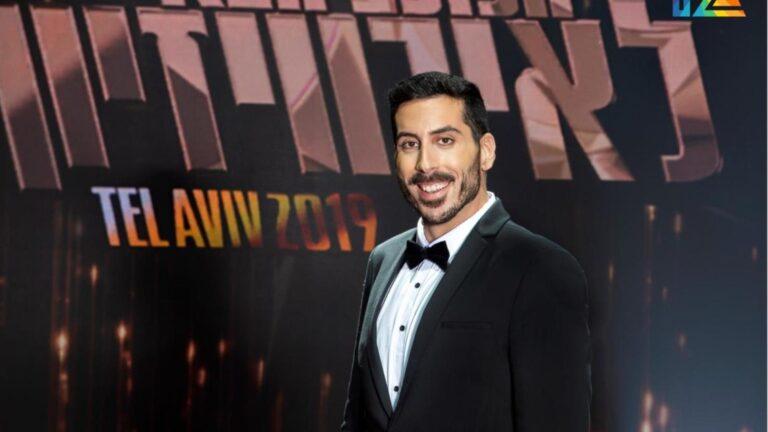 Kobi Marimi picked as Israel's 2019 Eurovision finalist