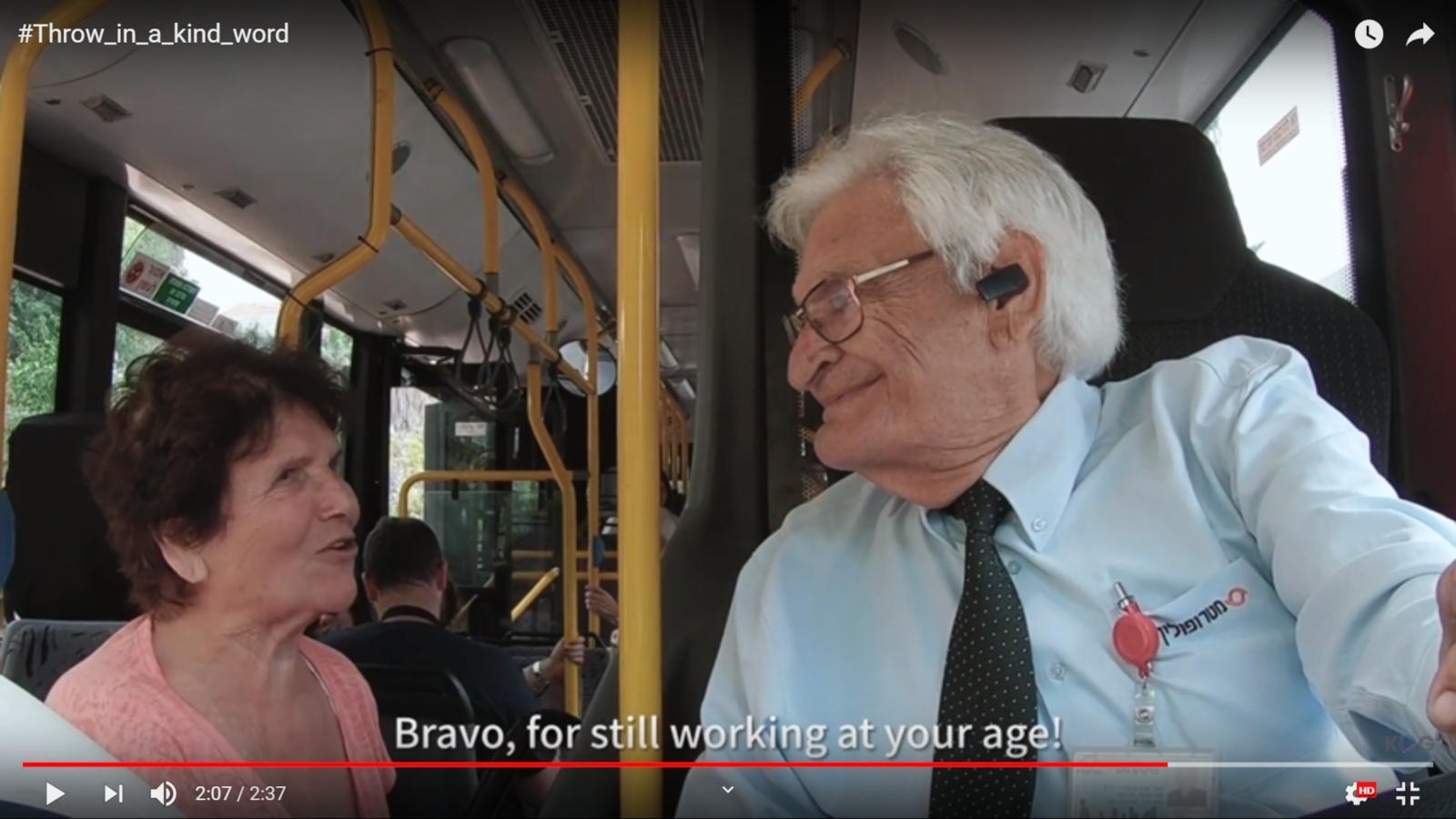 Heartwarming Israeli bus and beer videos win Webby Awards