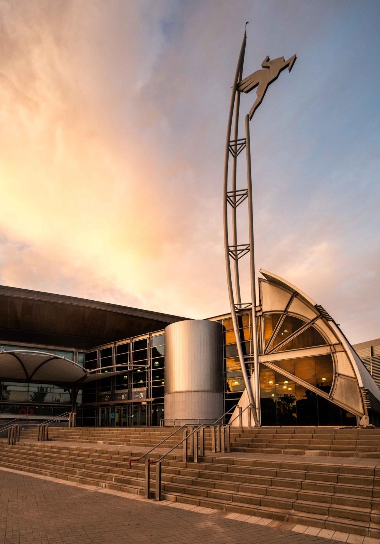 How Tel Aviv's Levant Fair came to host Eurovision   ISRAEL21c