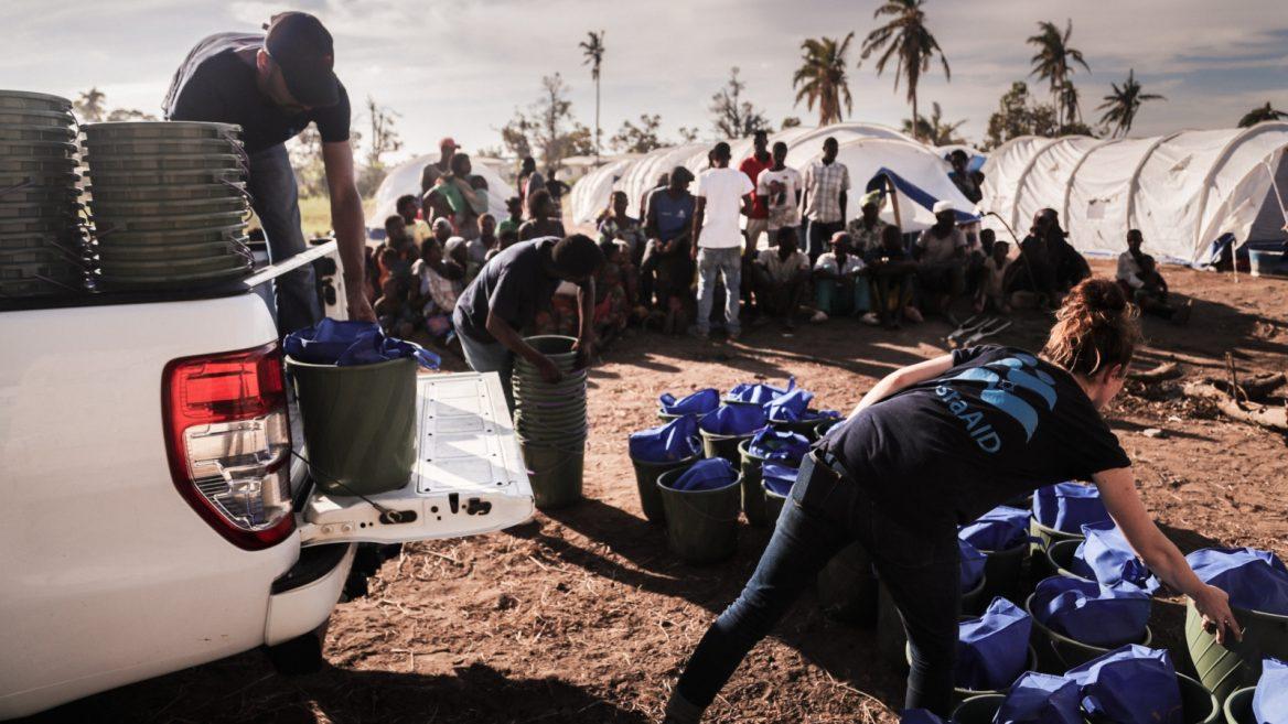 IsraAID hilft auch nach zweitem Zyklon in Mosambik