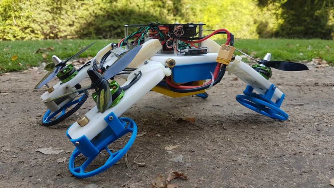 Eine Drohne für (fast) alles