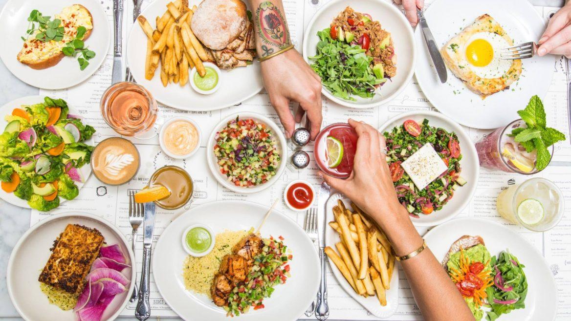 31de68f8c35a Jack's Wife Freda, a Manhattan eatery featuring Israeli-inspired cuisine.  Photo via Facebook