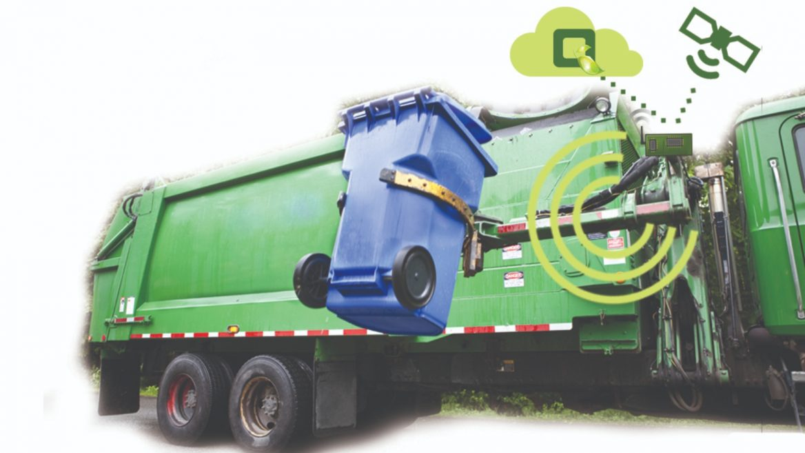 Garbage trucks just got smarter and that's good for all of us