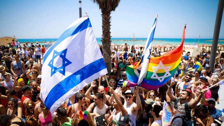 Image result for pride in tel aviv