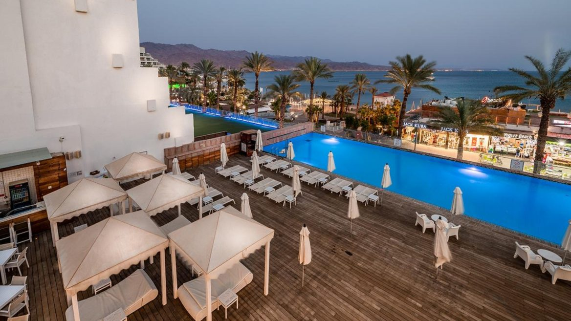 10 fabulous hotels for a great stay in Eilat - ISRAEL21c