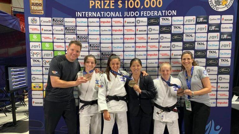 Israeli judokas win gold, bronze in Montreal Grand Prix | ISRAEL21c