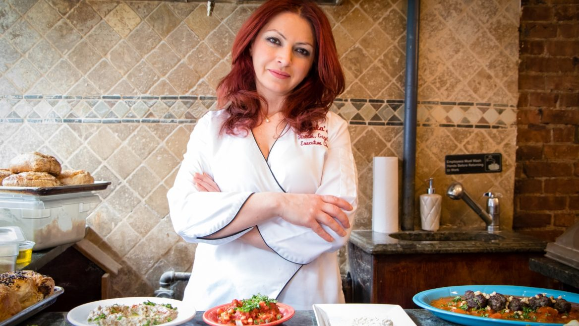 The chef who introduced Druze Israeli cuisine to NYC | ISRAEL21c